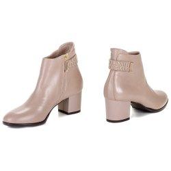 Ботинки сливки Marino Fabiani 8257