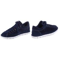 Полуботинки на шнуровке Frau 12C6 синие